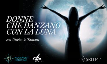 Donne che danzano con la luna / Padova